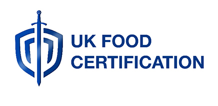 UK Food Certification logo